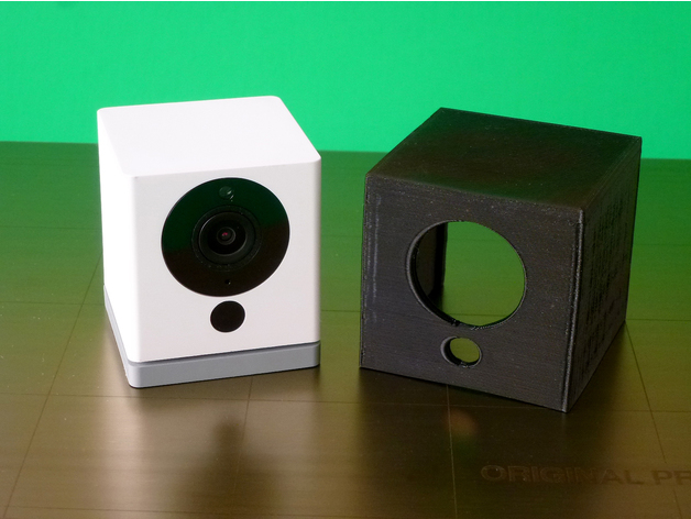 Wyzecam Cover 3D model