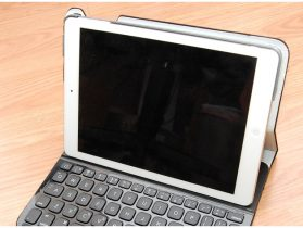 iPad Air half case / broken keyboard fix 3D model