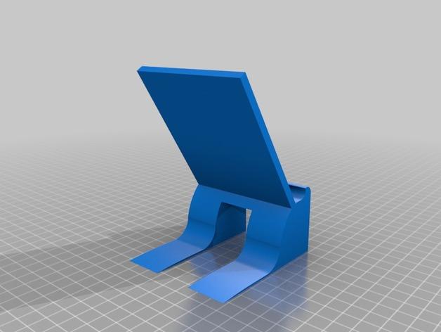iphone holder 3D model