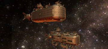 ALPACA VERY HEAVY FREIGHTER CS 3D model