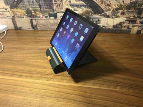 Adjustable iPad Air Stand 3D model
