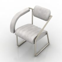 Armchair ClassiCon NON CONFORMIST 3d model