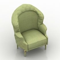 Armchair Visionnaire Alice 3d model