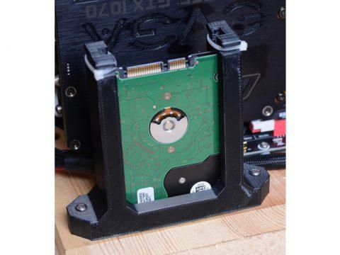 Disk Drive Holder 3D model