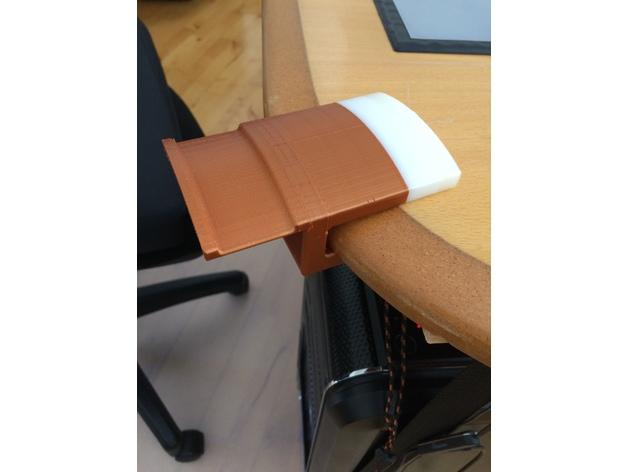 Headset bracket 3D model