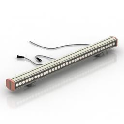 Lamp DEKKORELLA Power line 3d model