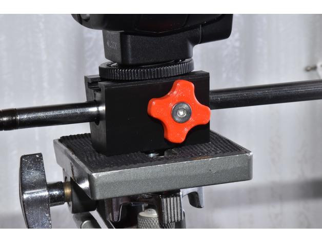 Thumbwheel for M4 bolt