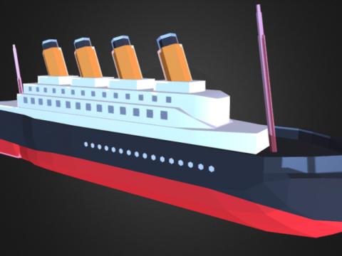 Ship 3D models free download | DownloadFree3D com