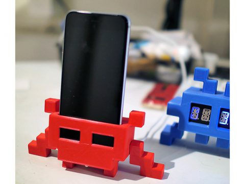 iPhone 6 stand 3D model
