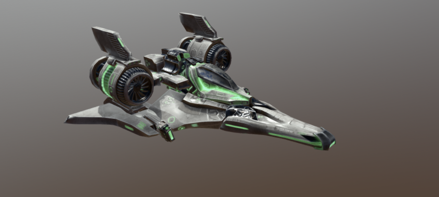 A-IR Wing 3D model
