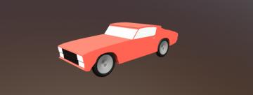 Car KreeT 3D model
