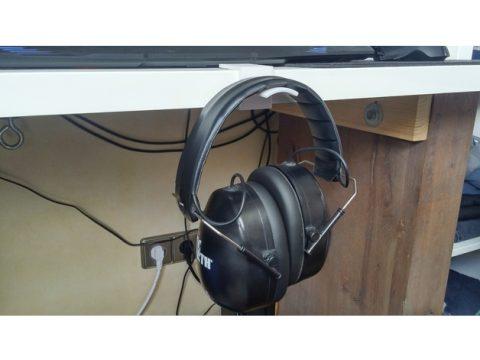 Headphone Holder for 28mm 3D model