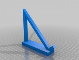 Keyboard Stand 3D model