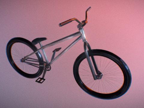 MTB24 3D model