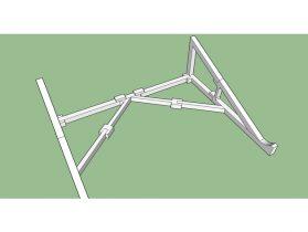 Mackbook Slant Stand 3D model