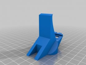 Phone Stand 3D model