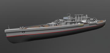Sconser 3D model