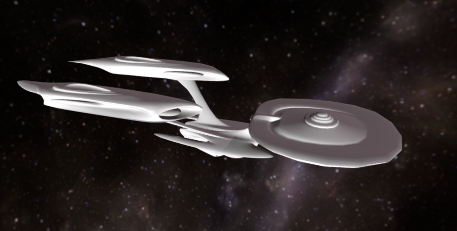 Shippin classico 3D model
