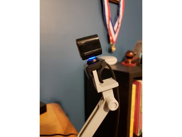Webcam mount  3D model