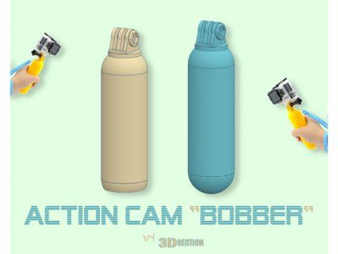 """Action Cam """"Bobber"""" 3D model"""