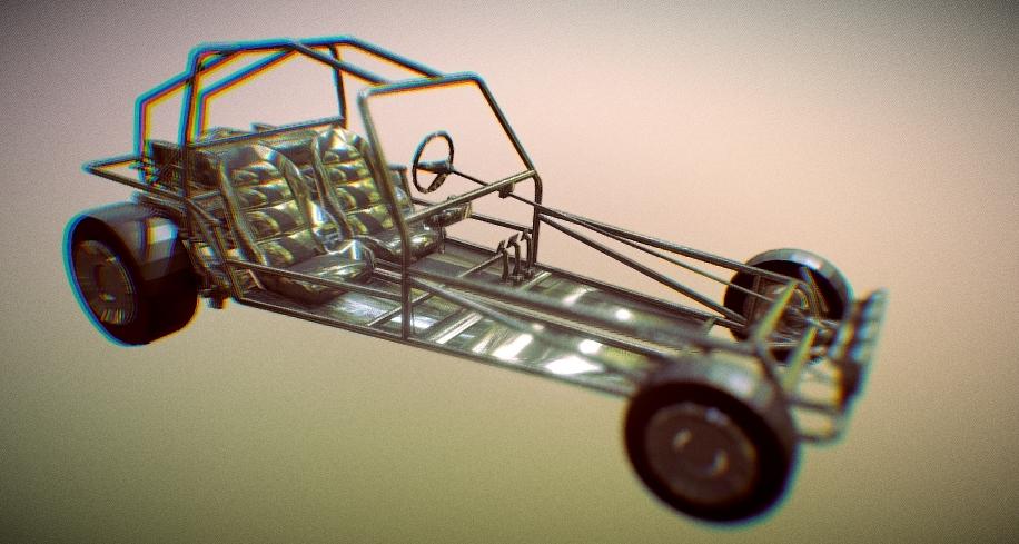 Bf Dune Buggy 3D model