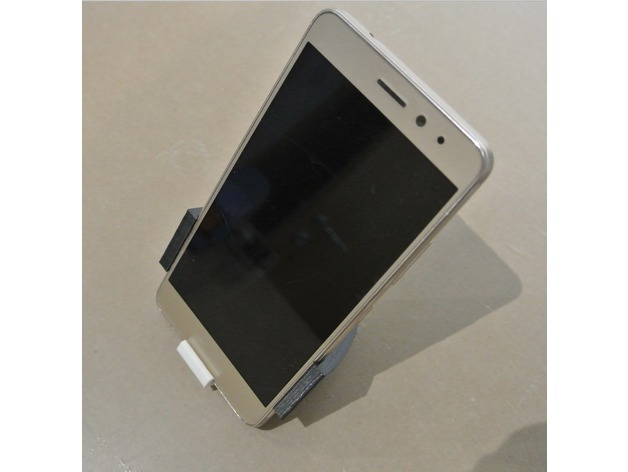 3D Bike Phone Mount Lenovo K6 model