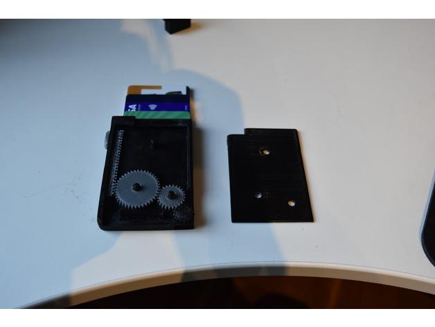 3D Card holder  model