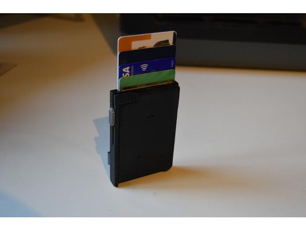 Card holder  3D model