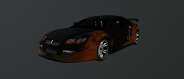 Dominator Coupe 3D model