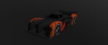 Dominator Super 3D model