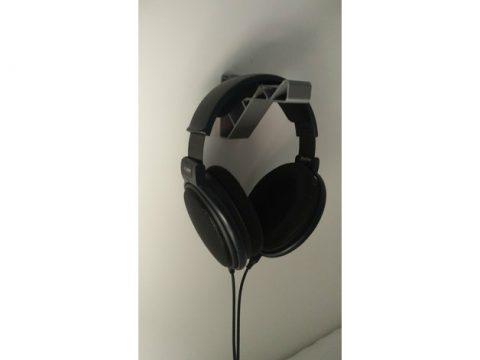 Headphone Wallmount 3D model