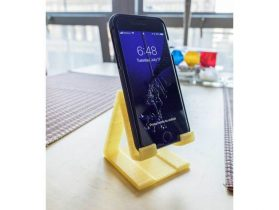Inspired by Phone Stand 3D model