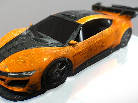 Jester - GTA V 3D model