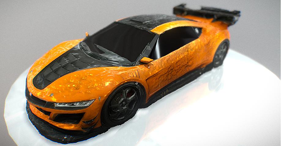 Jester - GTA V | Free 3D models