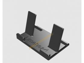 Limehead Phone Holder 3D model