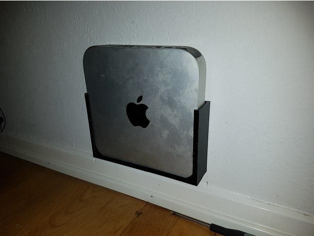 Mac Mini wall mount  3D model