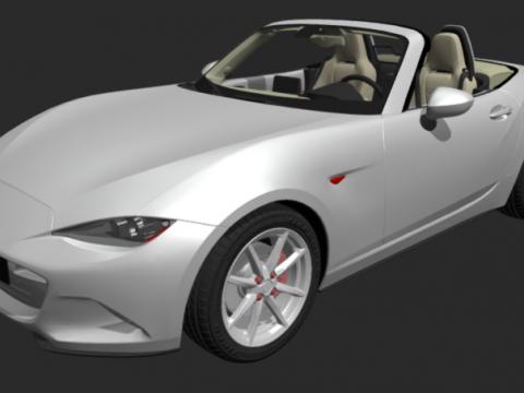 Mazda 3D model