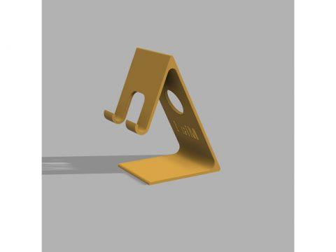 Mia Phone Holder 3D model