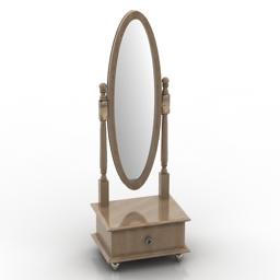 Mirror 3d model free