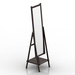 Mirror IKEA ISFJORDEN 3d model