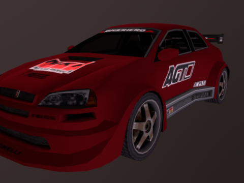 Modified Compact 3D model