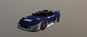 Modified Sports 3D model