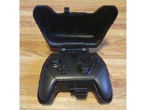 Nintendo Switch Pro Controller Hard Travel Case 3D model