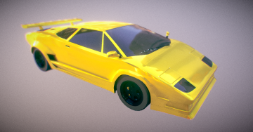 Pegassi Torero 3D model
