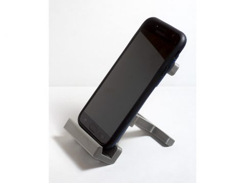 3D Phone stand model