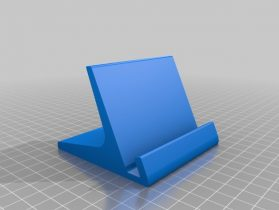 Smartphone Stand 3D model