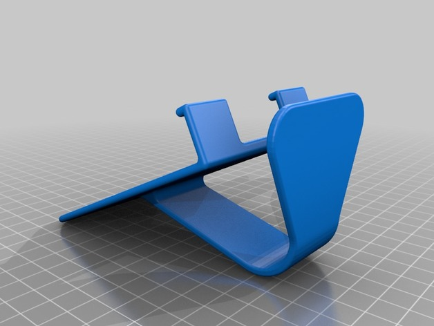 Stand Phone  3D model