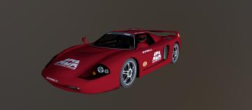Super Type 3 3D model