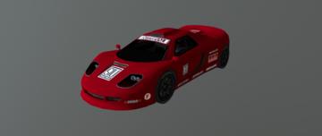 Tuned Super 3D model