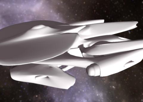 Shippie def 3D model